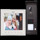 "kit θυροτηλεόρασης Golmar Vesta 7"" 2 monitor"